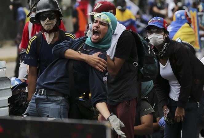 ONU denuncia tortura contra manifestantes en Venezuela