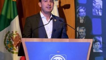 PAN pide rechazar remoción Santiago Nieto Fepade