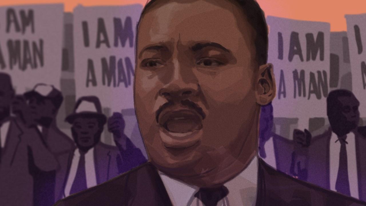 MArtin Luther King, racismo, estados unidos