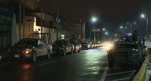 Más de 500 elementos catean 30 viviendas en Monterrey