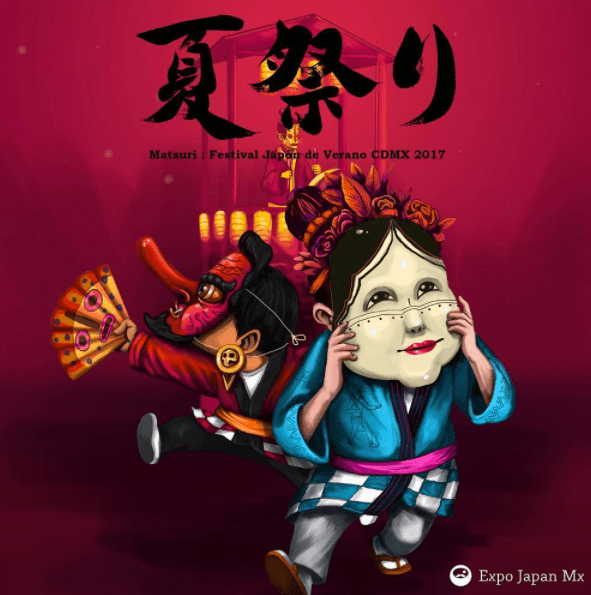 Festival Matsuri 2017