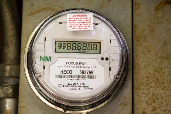 Medidor de luz; CFE ajusta tarifas de consumo. (Getty Images, archivo)