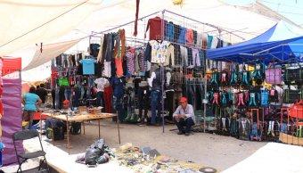 Mercado San Juan Iztapalapa vuelve operar
