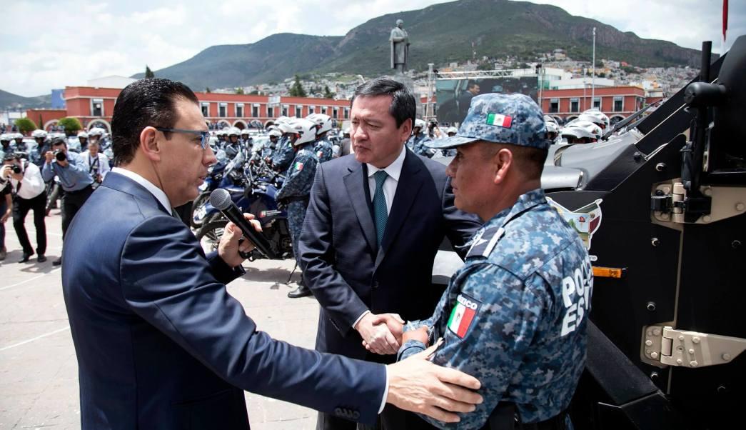 Operativo contra robo de combustible en Hidalgo