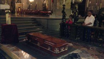 misa padre machorro catedral metropolitana cdmx