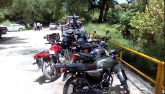 Aseguran motos utilizadas cometer delitos Tamaulipas