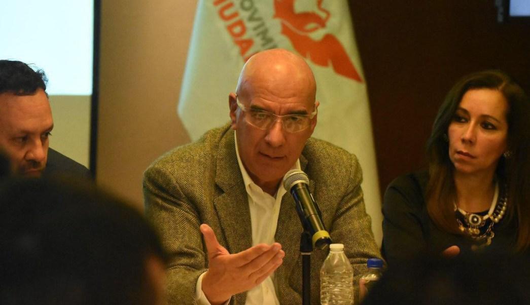 Movimiento Ciudadano propone alianza a PAN y PRD ante elecciones de 2018