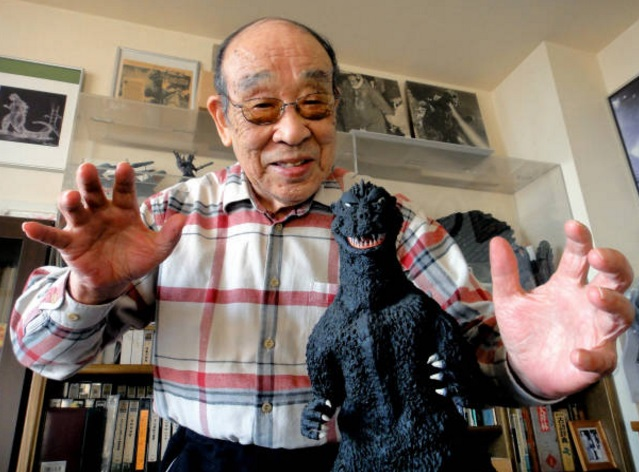 Muere a los 88 años Haruo Nakajima, el actor que dio vida a Godzilla