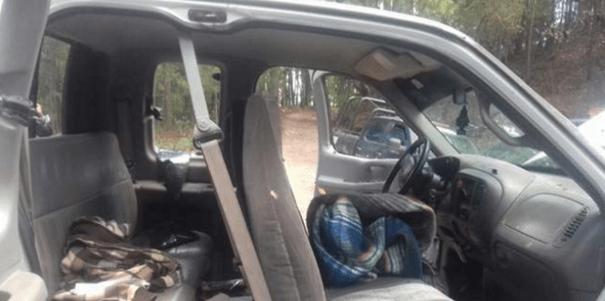 armas y vehiculos son asegurados en durango