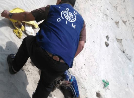 Mueren inmigrantes obligados a lanzarse al mar frente a costas de Yemen