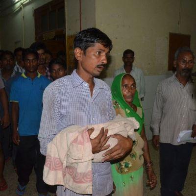 Mueren 60 niños en hospital de la India por fallas en suministro de oxígeno
