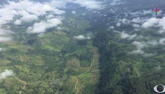No llega ayuda a indígenas de Chiapas