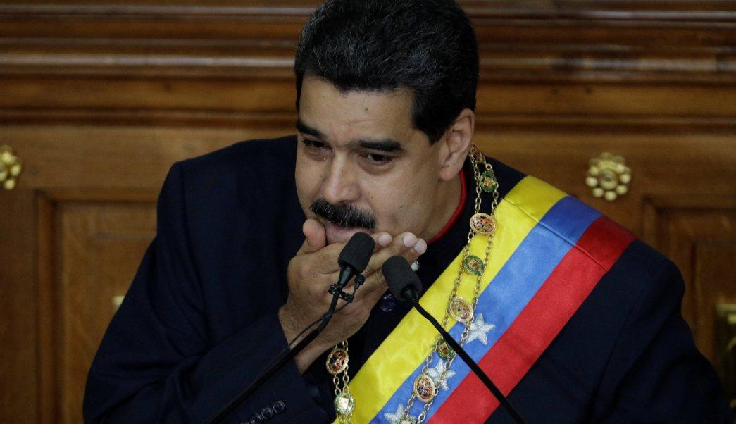 Gobierno Venezuela expulsa encargado negocios Peru