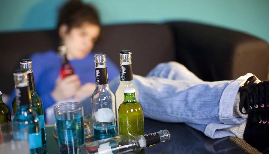 ninos sufren problemas alcoholismo en mexico