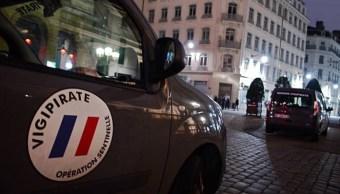 Francia: Hombre con antecedentes psiquiátricos ataca a militar en operativo antiterrorista