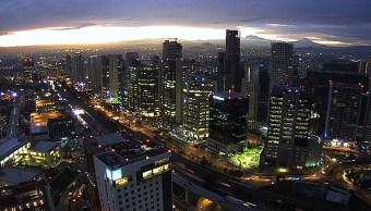 panoramica de la ciudad de méxico