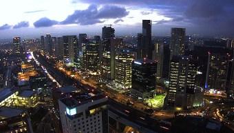 panoramica de la ciudad de méxico; prevén lluvias