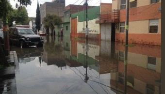lluvias afectan mas 100 viviendas venustiano carranza