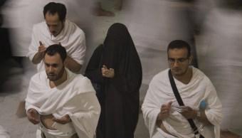 Musulmanes inician peregrinación a La Meca