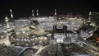 2 millones de musulmanes llegan a Arabia Saudita para ir a La Meca