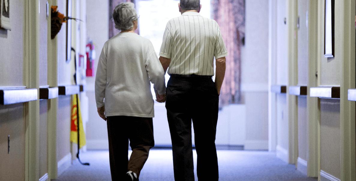 Personas de la tercera edad pueden padecer Alzheimer