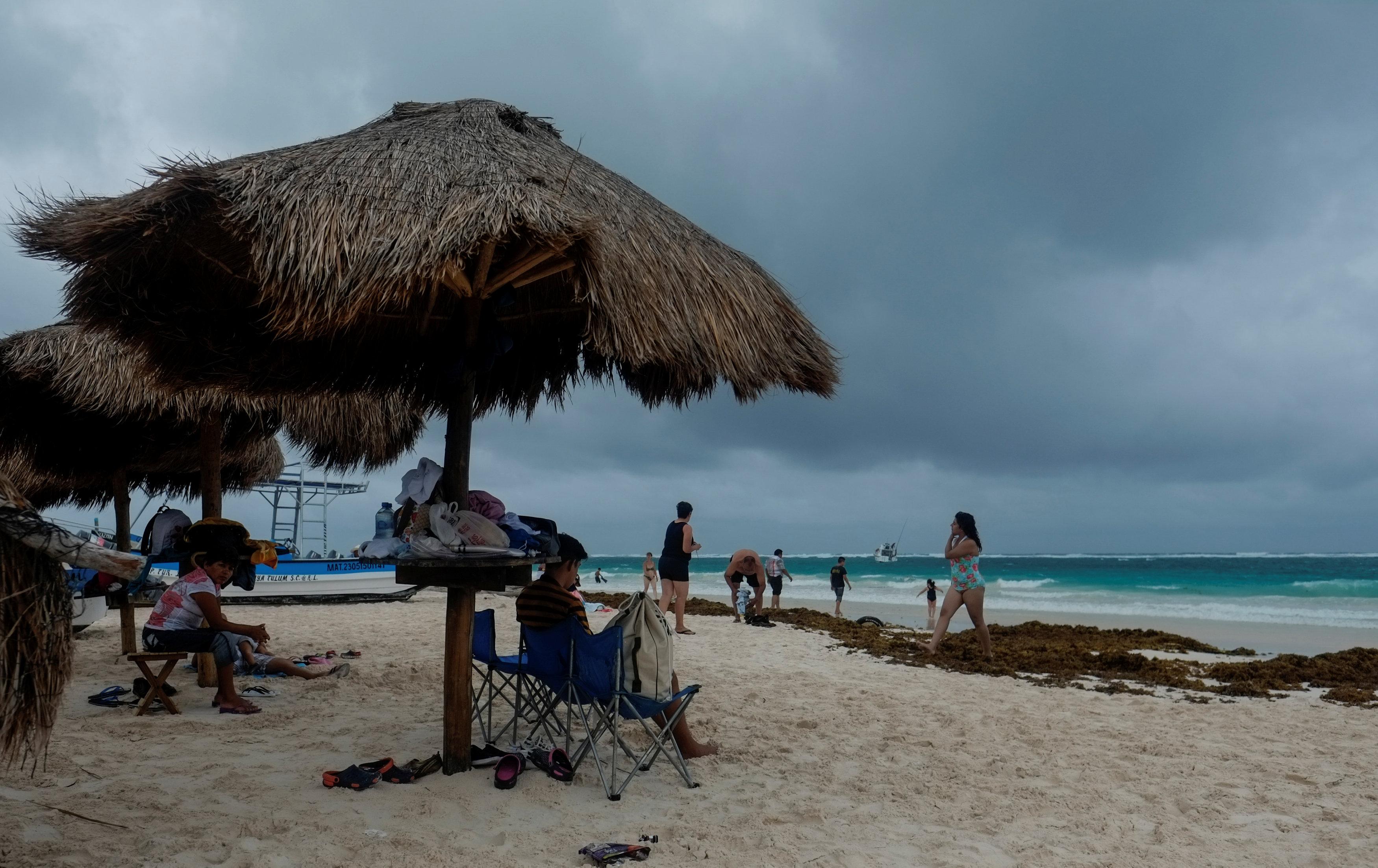 VENEZUELA: Tormenta tropical Franklin comienza a formarse en el Caribe