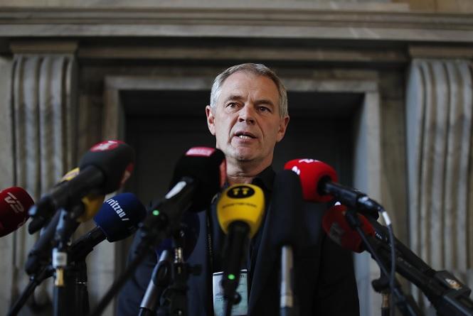 Policía: Cuerpo mutilado localizado en aguas de Copenhague es de periodista sueca