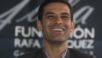 Rafa Márquez se presenta voluntariamente ante PGR