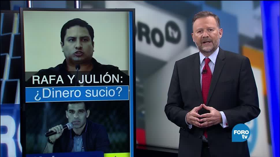 Rafa Márquez Julión Álvarez Dinero sucio