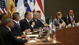 termina cumbre procuradores fiscales america latina puebla