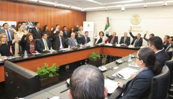 Gerardo Ruiz Esparza comparece ante legisladores por Paso Express