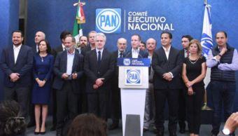 Presidente del PAN Ricardo Anaya denuncia amenazas