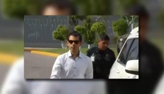 Sale de prisión Guillermo Padrés Dagnino, hijo del exgobernador de Sonora