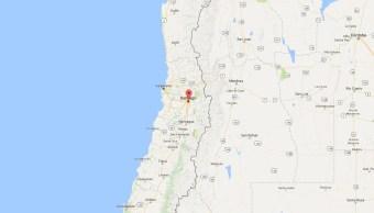 Sismo 5.5 grados sacude Chile danos