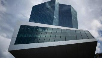 Sede del BCE en Frankfurt Alemania