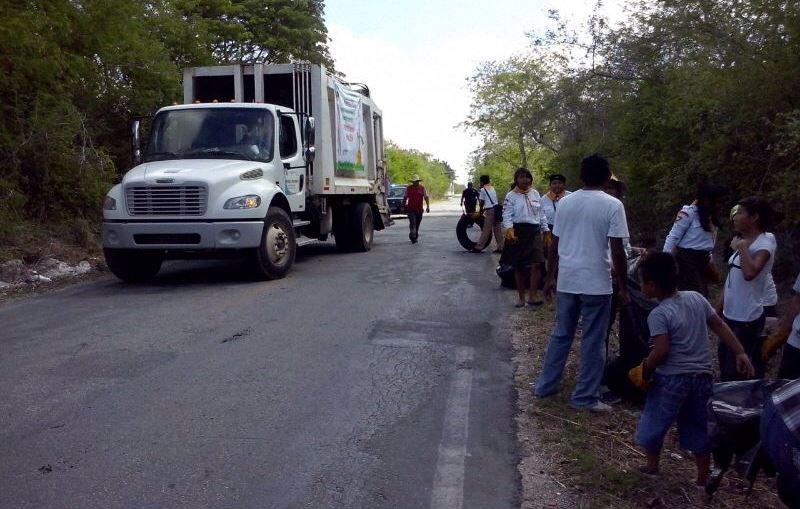 tiraderos clandestinos merida yucatan