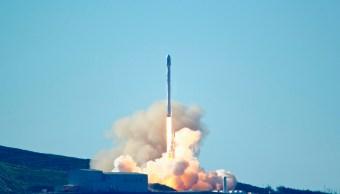 SpaceX lanza exitosamente capsula dragon EEI