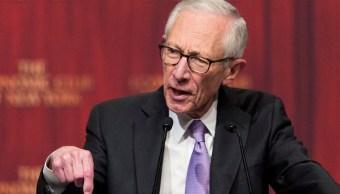 Stanley Fischer, vicepresidente de la Reserva Federal