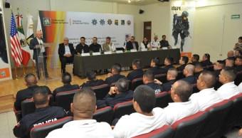 SWAT entrenará a policías de Sonora