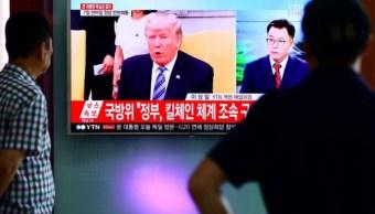 Francia elogia determinación de Trump contra Corea del Norte