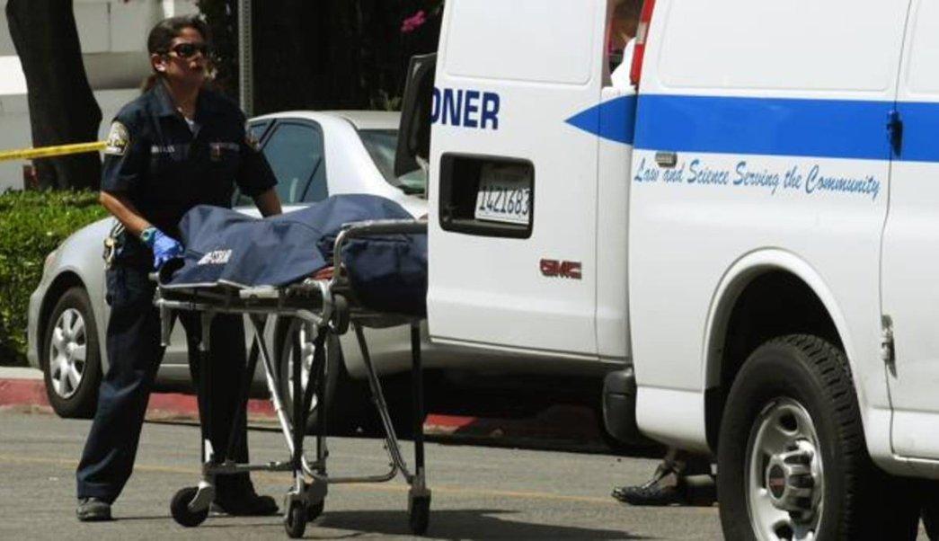 Tiroteo consulado China Los Angeles suicida