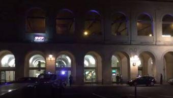 Supuesto tiroteo en estación de Nimes en Francia recluye a periodistas