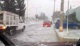 activan alerta amarilla lluvias ciudad mexico