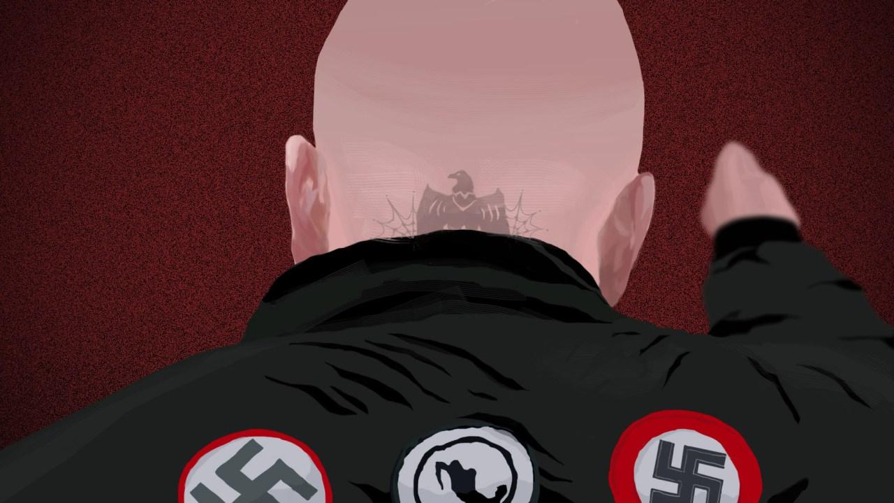 tolerar, intolerancia, tolerantes, intolerantes, extrema derecha, neonazis