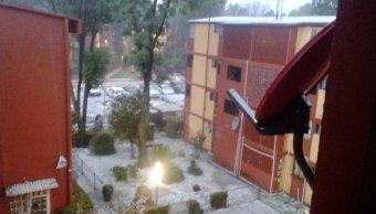 tormenta granizo inundan 50 viviendas coyoacan