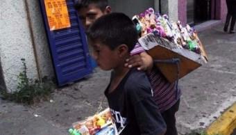 camaras vigilancia erradicar trabajo infantil cdmx