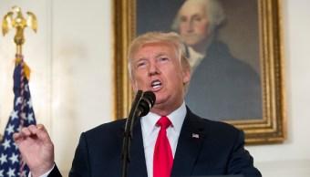 Trump está informado del ataque en Barcelona, informa la Casa Blanca