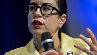 Vanessa Rubio afirma que el presupuesto 2018 será contra la volatilidad