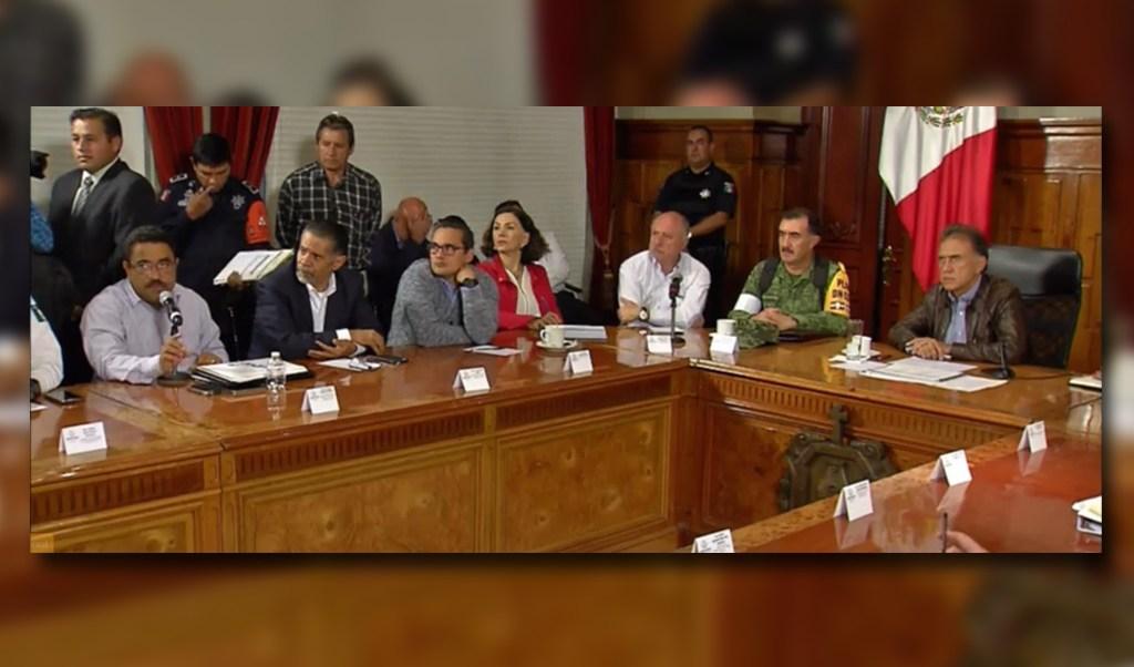 Autoridades de veracruz se alistan para la llegada de franklin
