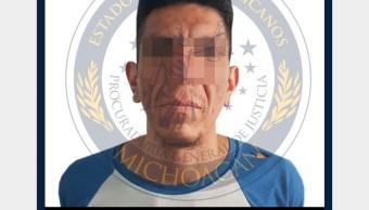 michoacan, jefe plaza cartel de jalisco pollo